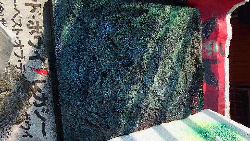 オーダーメイド「岩場」22.5cmX30cm: