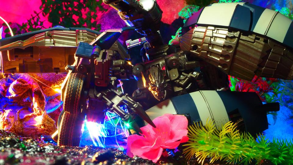 ミックスマスター(リベンジ) DS-01 Split スプリット Troublemaker トラブルメーカー第1弾 〔Devil Saviour デビルセイバー〕