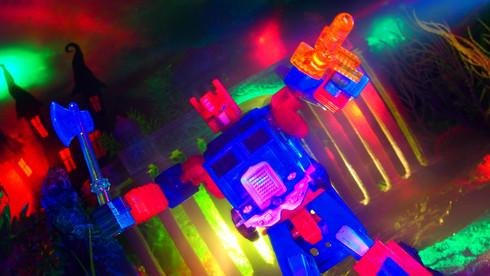 總司令官 COMMANDER IN CHIEFS〔総司令官 G1 コンボイ〕※パチモノ.いんちき玩具の劣化型コピー品