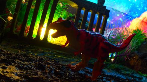 ティラノサウルス 【古生代の大戦士 ディノバトロン DX デラックスボックス 】