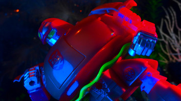 ハンバーガー 汉堡  ロボットファイターハッピーパーティー机战奇兵 快乐派对
