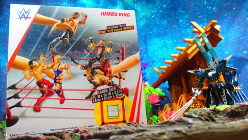 WWEジャンボリング WWE Jumbo Ring