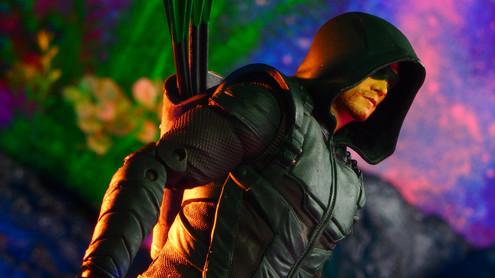 アロー※グリーンアローTVドラマ DC Multiverse - Green Arrow Arrow 〔McFarlane Toys マクファーレントイズ〕