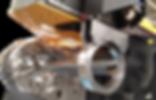 Rotativo de equipo FiberBlde X2