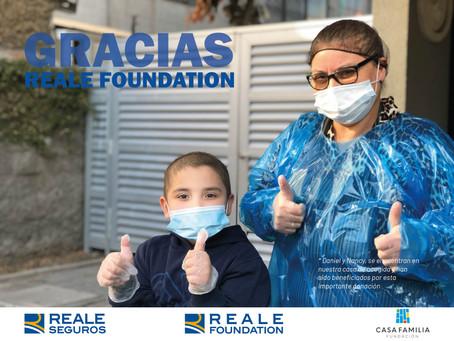 Donación REALE FOUNDATION