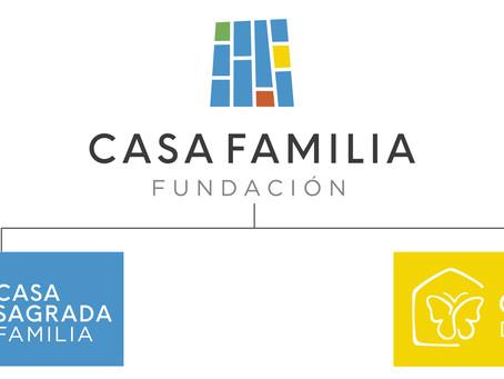 Nueva imagen Fundación CASA FAMILIA