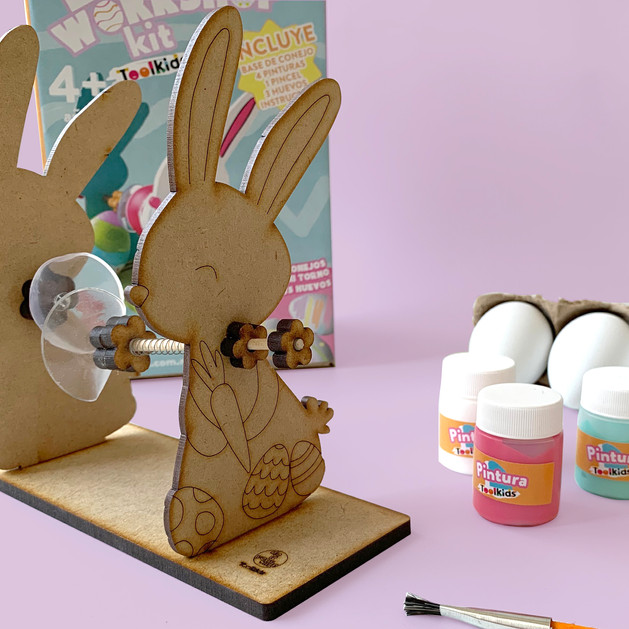 Easter Eggs Workshop Kit