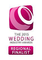 the 2015 wedding industry awards finalist