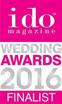 i do magazine weddig awards 2016 finalist