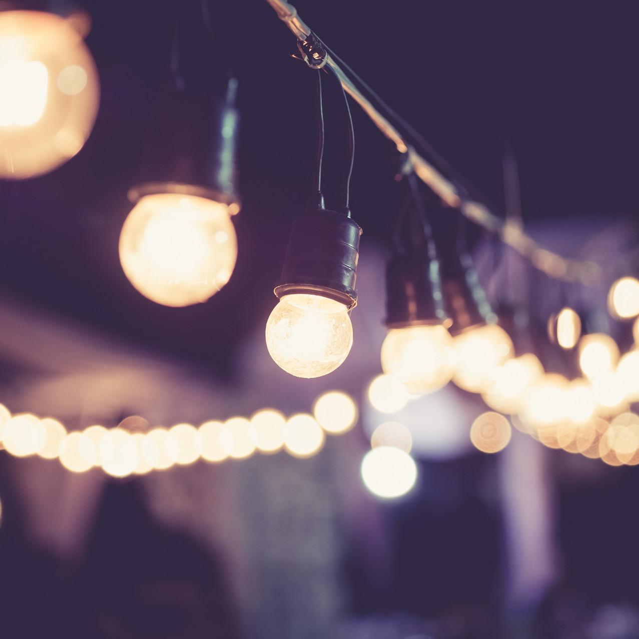 LED string lighting