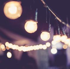 Festoon lighting - 50m $95