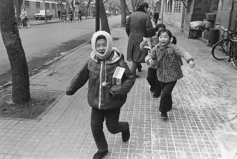 中国(ペキン) 1987年