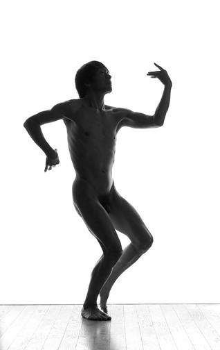 「踊る人」