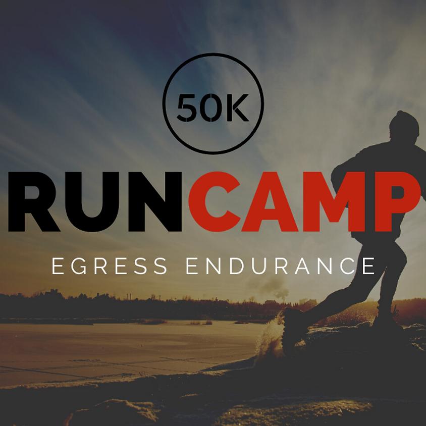 Egress Endurance 50K Run Camp