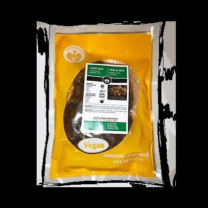 Veg-o-mix : General Tao Chicken Flavor | Végé-mix : Saveur de poulet Général Tao