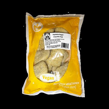 Veg-o-mix : Chicken nugget Flavor | Végé-mix : Saveur de croquette de poulet