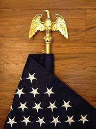 flagpole ornaments