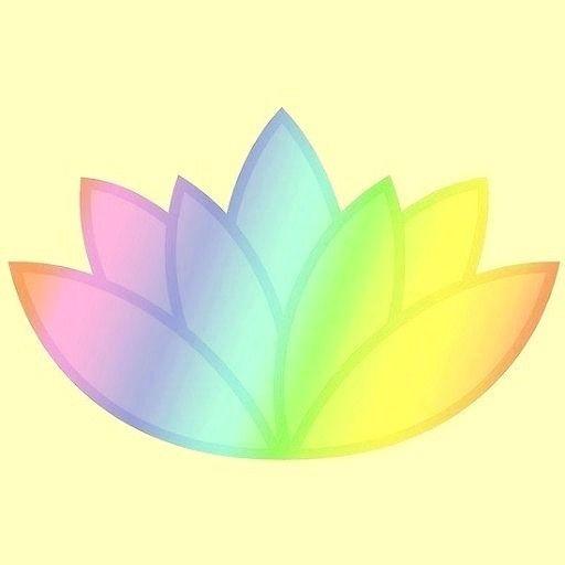 Fleur des activités Pont arc-en-ciel
