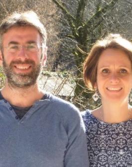 Marc Mattina et Michelle Köttgen