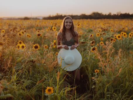 Chloe | Senior Photo Session | Nelson, Wisconsin