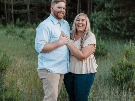 Katie + Keifer | Engagement Session | Merrick State Park