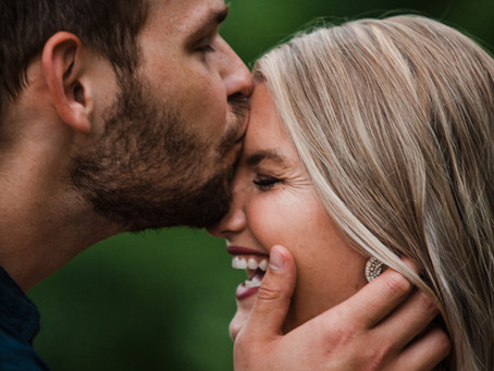Ciara + Colton | Whitewater State Park | Engagement Session