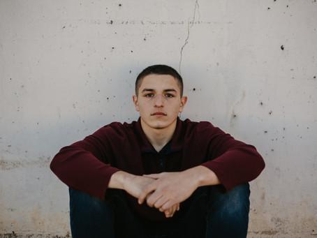 Matt | Senior Photo Session | Winona, Minnesota