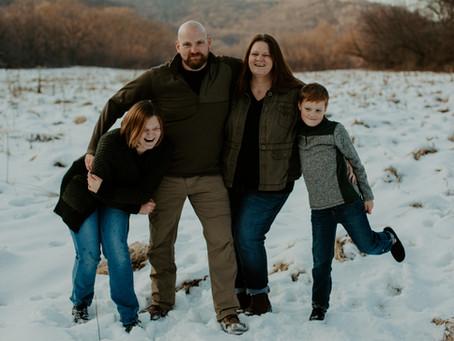 The Marshall Family | Winona, Minnesota Family Photographer