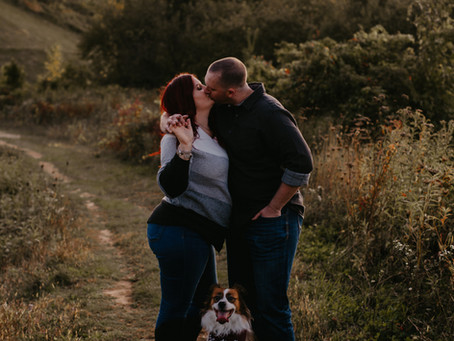 Ciana & Karl | Engagement Photos | La Crosse, Wisconsin