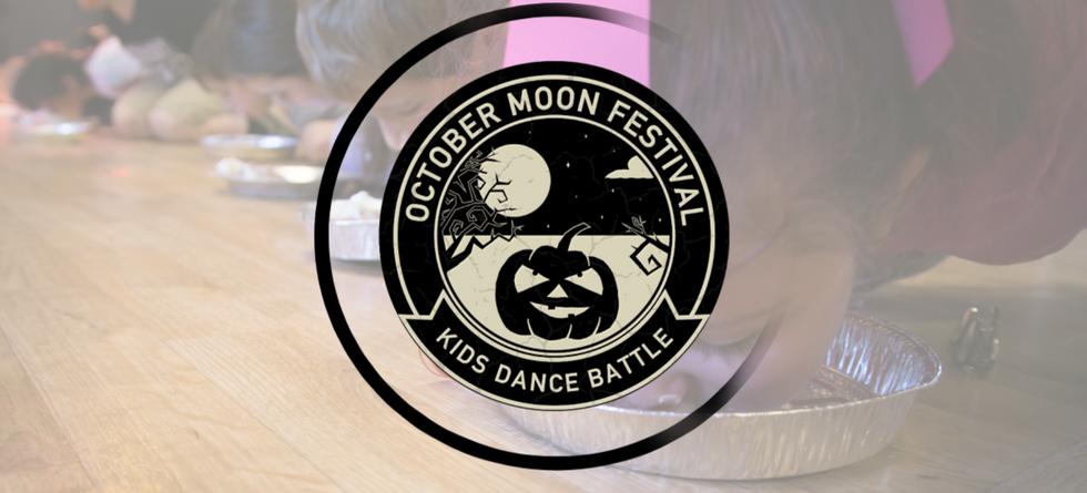 October Moon & Kids Dance Battle
