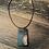 Thumbnail: Green whisky barrel necklace