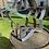 Thumbnail: Silver whisky hoop shaped stars