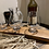 Thumbnail: Whisky flight tray with two cairnglass whisky glasses and water jug
