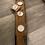 Thumbnail: Triple tealight holder in scottish whisky stave