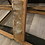 Thumbnail: White sea glass Scottish whisky stave wall decor