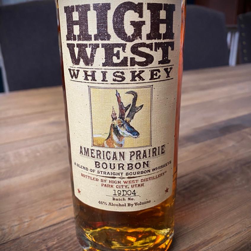 High West Bourbon
