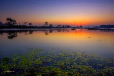 Majuli Sunrise 1