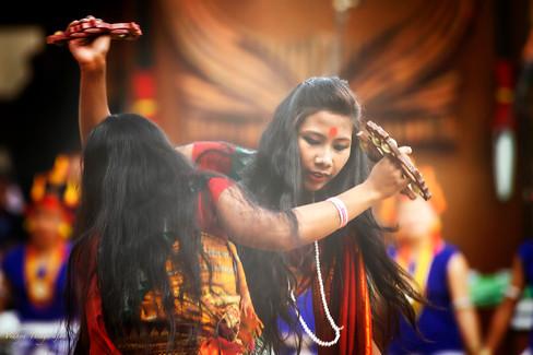 Hornbill festival assamese dance 1.jpg