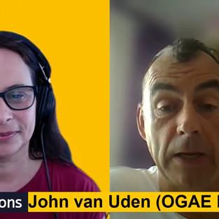 2020 Day 1 John van Uden OGAE Netherlands