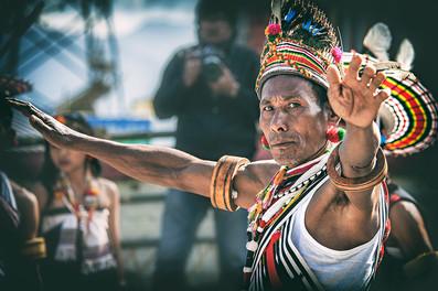 Hornbill Festival Dance 1