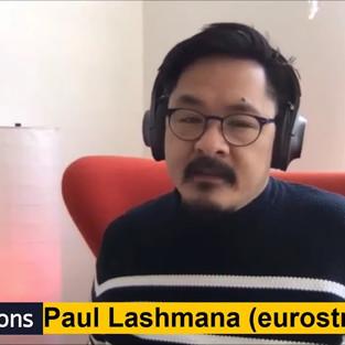 2020 Day 2 Paul Lashmana Eurostream2020.com