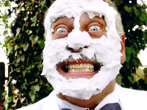 Fighting Cancer With Pie-In-The-Face Humor