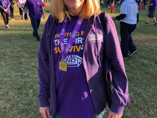 Fighting for the First Survivor – The Walk to End Alzheimer's