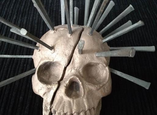 """Metal Health"" - Art Like You've Never Seen"