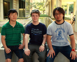 NanoJapan interns 2011