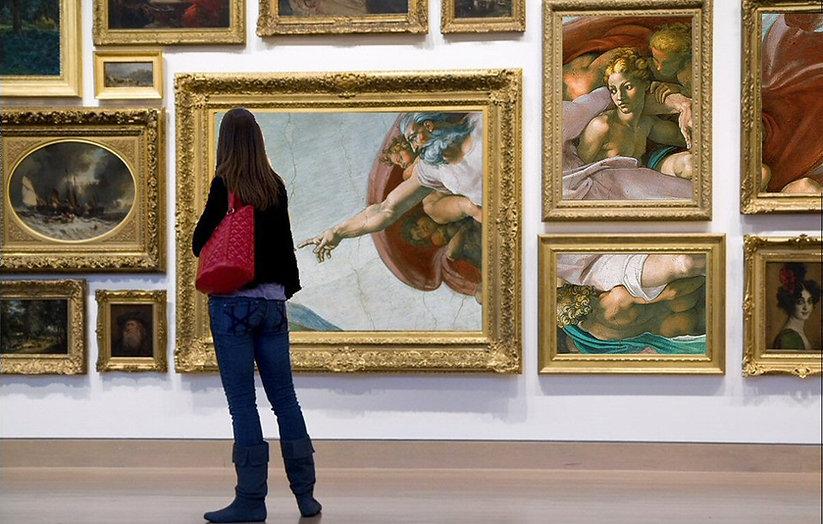 Michelangelo Creation of Adam Sistine Chapel ceiling