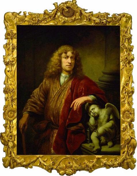 Offertory - Ferdinand Bol: Self Portrait