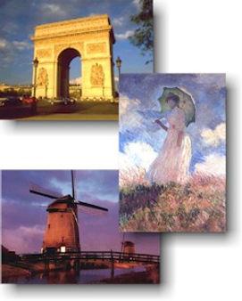 Christian travel tours to Europe inspirational art museum tours