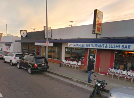 Extreme Makeover Possible for Centinela Avenue