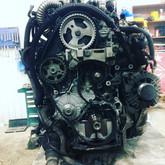 Снятие устанвока и капитальный ремонт двигателя Citroen Grand C4 Picasso